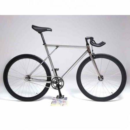 BICICLETA FIXA RAW CYCLES