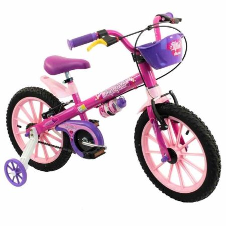BICICLETA INFANTIL TOP GIRLS